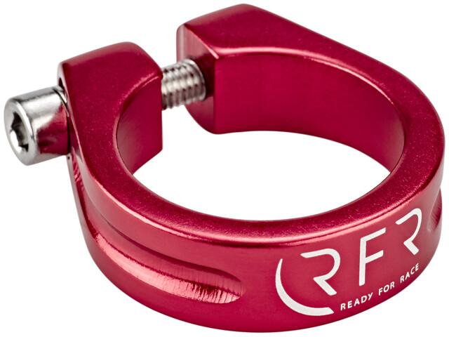 Cube RFR Sattelklemme rot
